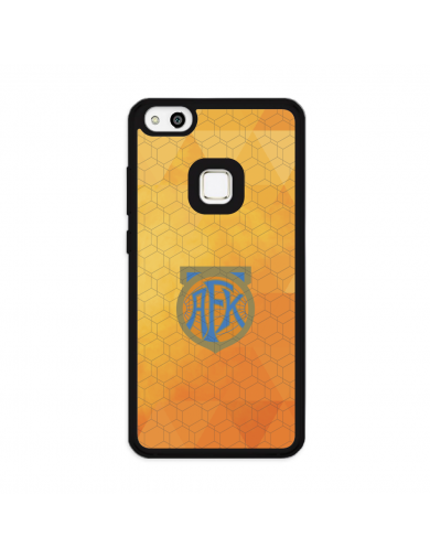 AaFK Logo Oransje Deksel